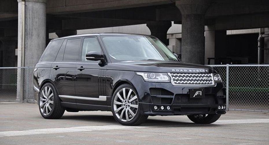 Обвес ART Road Buster для Range Rover Vogue 4