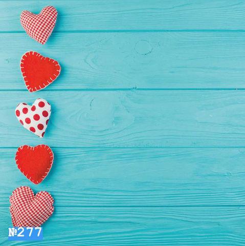 Фотофон виниловый «День влюбленных 2» №242
