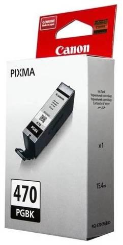 Картридж Canon PGI-470 черный