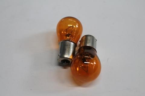 Лампа PY21W 12V BAU15S Orange LYNXauto L14421Y