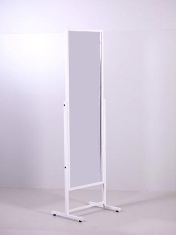 ТД-150-48 Зеркало двухстороннее напольное (белое)