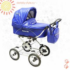 """Коляска Stroller B&E """"Maxima Elite Кожа"""" 3в1"""