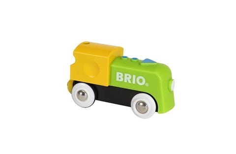 BRIO 33705 Паровозик на батарейках