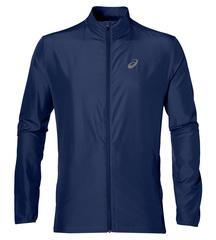 Мужская куртка для бега Asics Running Jacket 134091 8052 темно-синяя