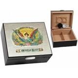 Хьюмидор Lotus Cuban Vista Collection - American Glory CVCH140