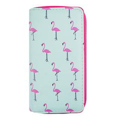 кошелек Large Random Mint Flamingo
