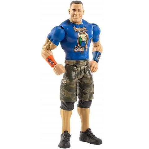 Джон Сина. Бойцы WWE