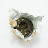Мини точа с хризантемой вид-3
