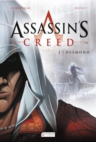 Assassin's Creed 1 - Desmond