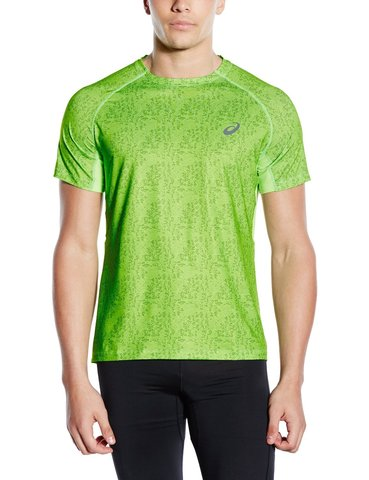 Футболка Asics M'S Fujitrail Light Top мужская