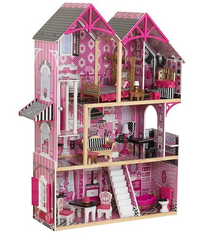 KidKraft Bella Бэлла - кукольный домик 65944