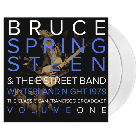Bruce Springsteen & The E Street Band / Winterland Night 1978: The Classic San Francisco Broadcast Vol.1 (Coloured Vinyl)(2LP)