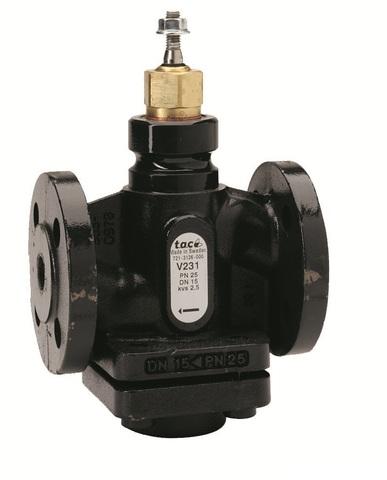 Клапан 2-ходовой фланцевый Schneider Electric V231-15-0,25