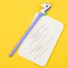 Ручка Animal Face черная гелевая 7