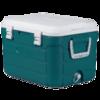 Изотермический контейнер (термобокс) Арктика (30 л.), аквамарин