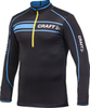 Лыжная гоночная рубашка Craft Perfomance XC Black blue