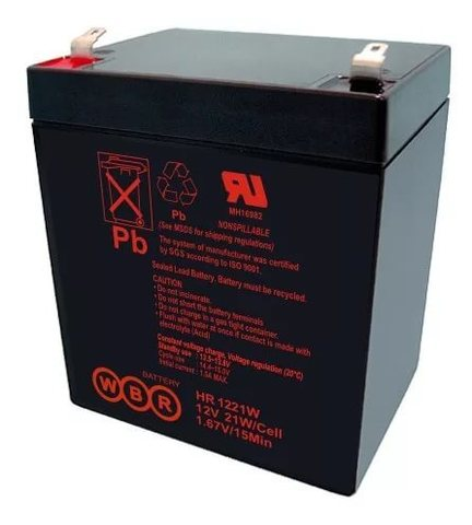 Аккумуляторы WBR WBR HR1221W - фото 1
