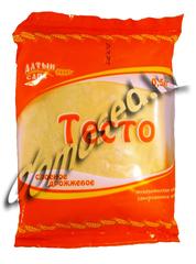 Тесто слоёное дрожжевое 500гр