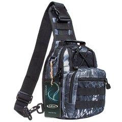 Тактический однолямочный рюкзак G4Free Kryptek Night