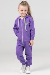 Комбинезон детский Ready фиолетовый