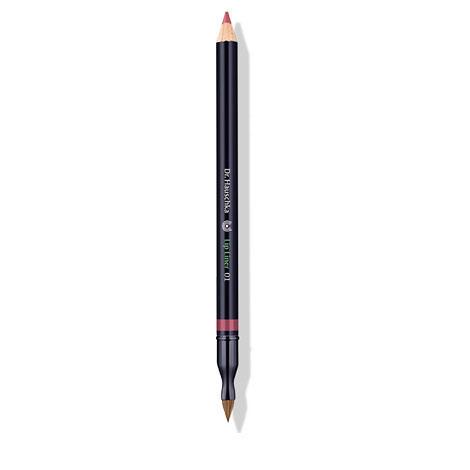 Карандаш для губ 01 пепельно-розовый (Lip Liner 01 tulipwood) Dr. Hauschka