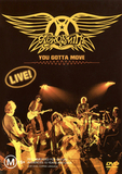 Aerosmith ‎/ You Gotta Move (DVD+CD)
