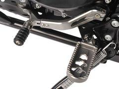 Комплект занижения подножек BMW F 650/700/800GS/800GSA титан