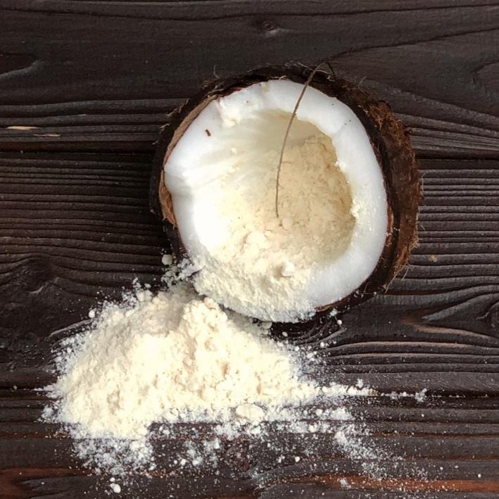 Фотография Мука кокосовая органическая