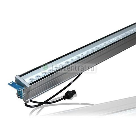 Линейный прожектор WallWasher FL-36W-RGB-DMX (220V, 990mm, 36W, RGB-DMX, с пультом управления)