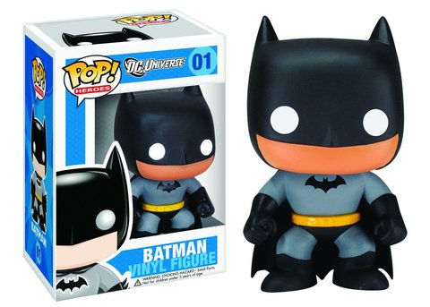 Фигурка Funko POP! Vinyl: DC: Black Batman  2201