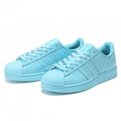 Женские Adidas SuperStar Sky Blue