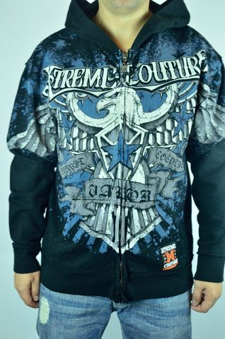 Худи-толстовка с капюшоном Xtreme Couture by Affliction