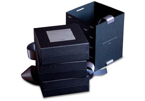 Подарочный набор с черной икрой