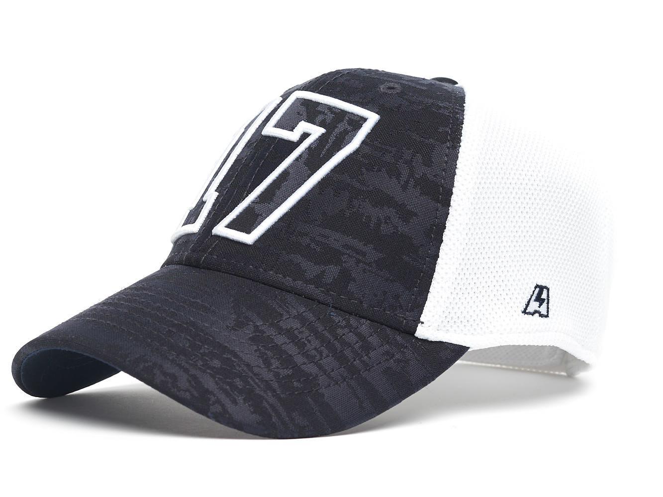 Бейсболка № 17 темно-синяя (размер M)