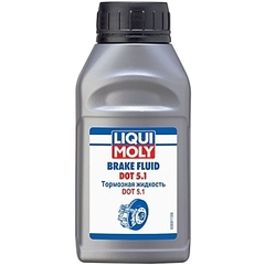 Тормозная жидкость Brake Fluid DOT 5.1  Артикул: 8061 Объем: 0.250 л