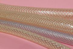 4х9 Шланг напорный пвх армированный синтетической нитью в бухте (50 м)
