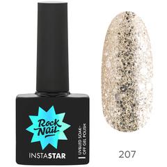 Гель-лак RockNail Insta Star 207 Beyonce, 10мл.