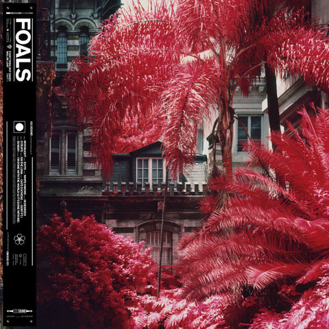 Foals / Everything Not Saved Will Be Lost Pt. 1 (CD)