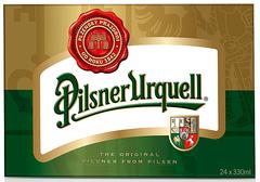 Пиво Pilsner Urquell