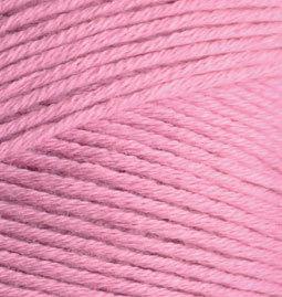 Пряжа Alize Bella 198 темно-розовый