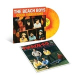 The Beach Boys ‎/ Good Vibrations (50th Anniversary Edition)(Coloured Vinyl)(12' Vinyl)