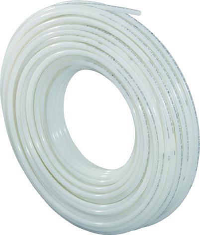 Труба Uponor AQUA PIPE PN6 20X2,0 белая, бухта 100М, 1008408