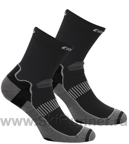 Носки Craft Basic 2-Pack Warm - (2 Пары) черные