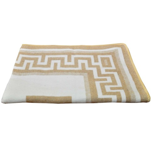 Одеяло Греция бежевый