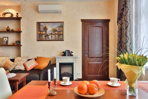 Квартира на ул. Маршала Соколовского