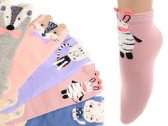 616-78 носки женские с ушками