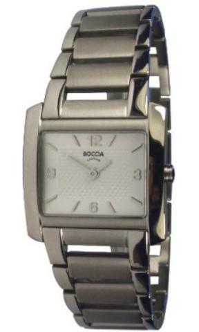 Купить Женские наручные часы Boccia Titanium 3155-03 по доступной цене