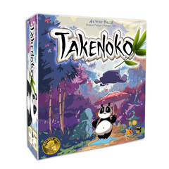 Такеноко (Takenoko) на немецком языке с русскими правилами