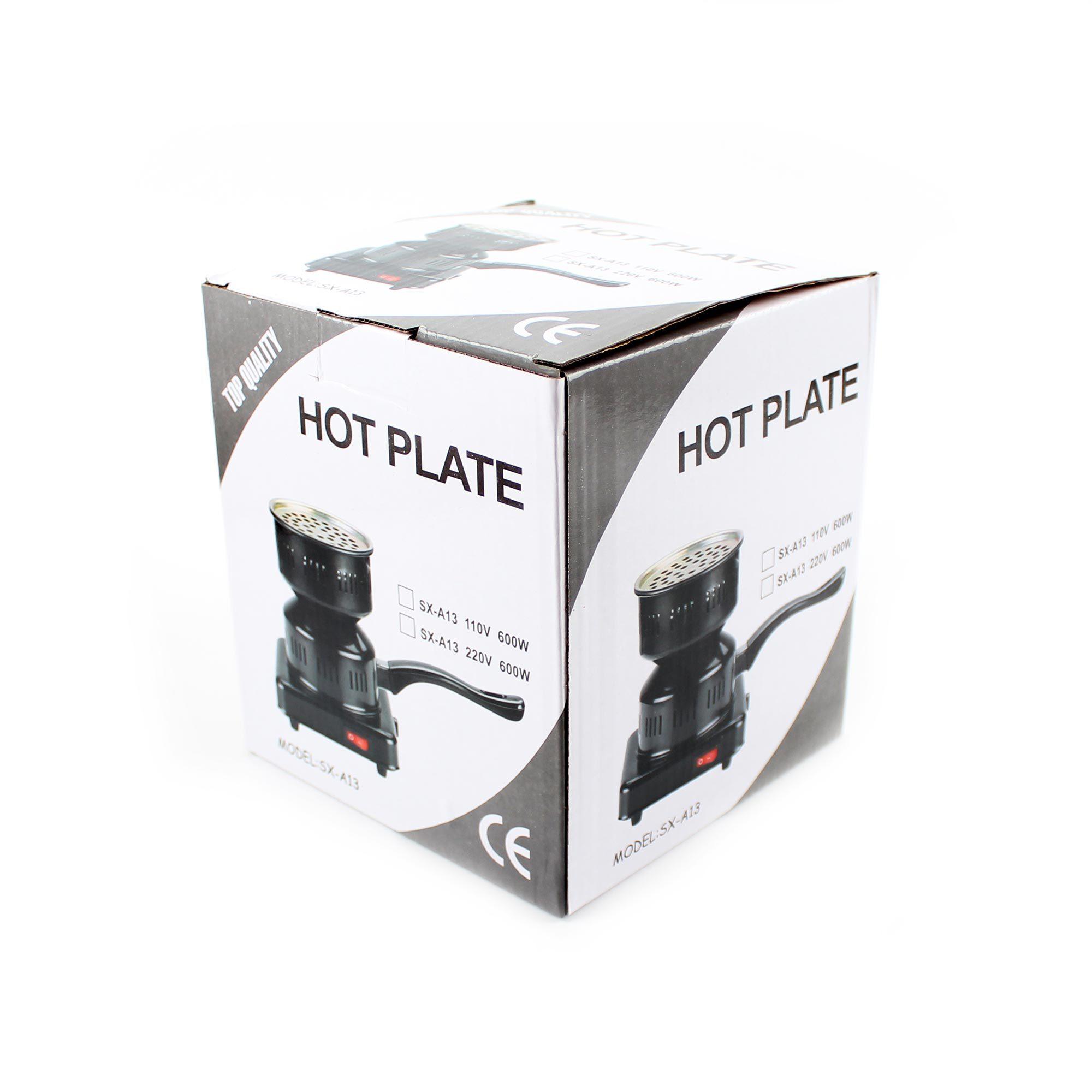 Фирменная коробка Hot Plate