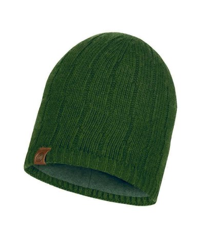 Шапка вязаная с флисом Buff Hat Knitted Polar Jeroen Military